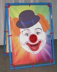 Clown Around Game
